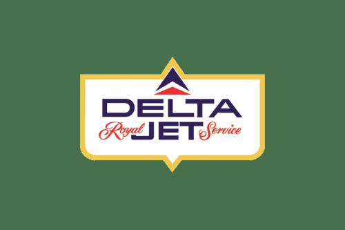 Delta Air Lines Logo 1959