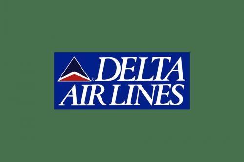 Delta Air Lines Logo 1993
