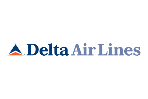 Delta Air Lines Logo 1995