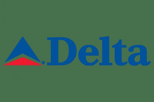 Delta Air Lines Logo 2004