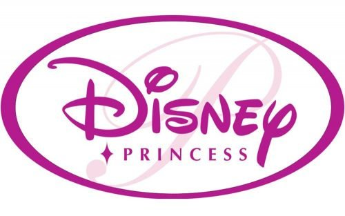 Disney Princess Logo 2000