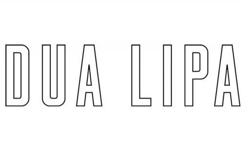 Dua Lipa Logo 2015