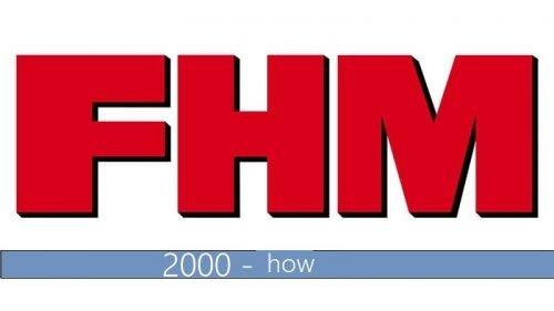 FHM logo historia