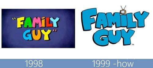 Family Guy Logo historia