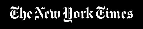 Font New York Times Logo