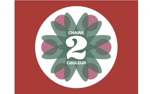 France 2 Logo 1972