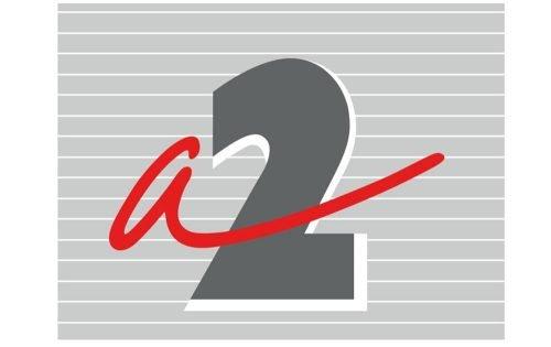 France 2 Logo 1988