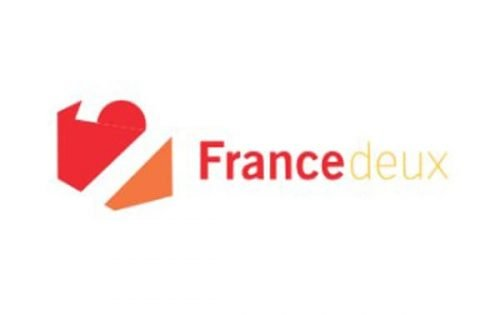 France 2 Logo 1992u