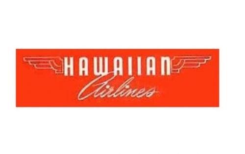 Hawaiian Airlines Logo 1950