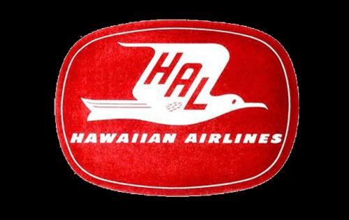 Hawaiian Airlines Logo 1953