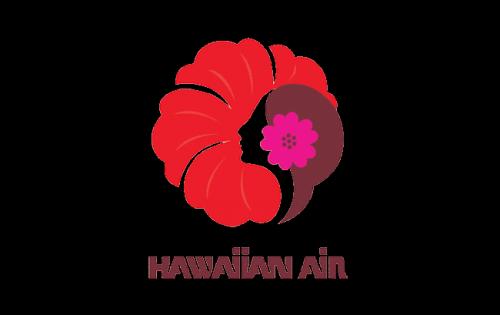 Hawaiian Airlines Logo 1973
