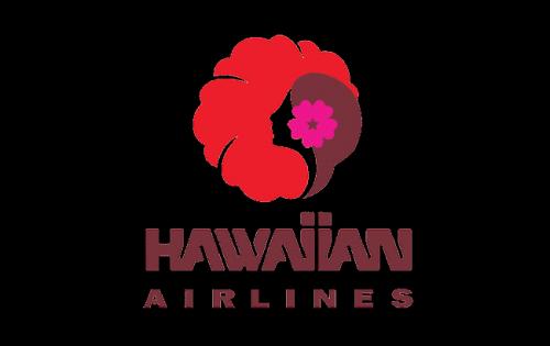 Hawaiian Airlines Logo 1990