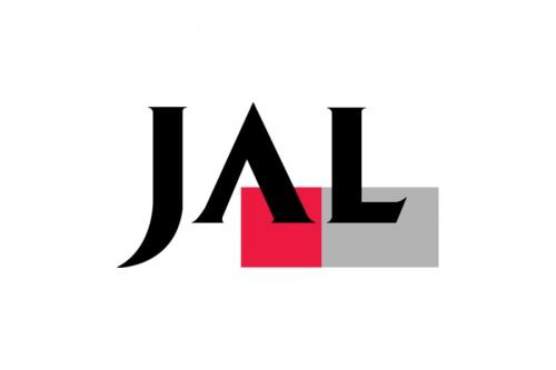Japan Airlines logo 1989