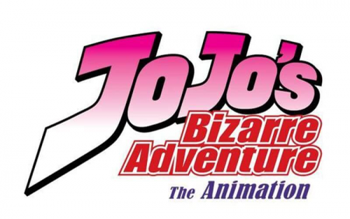 Jojos Bizarre Adventure Logo 2012-2013
