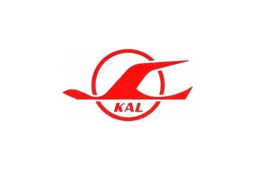 Korean Air Logo 1969