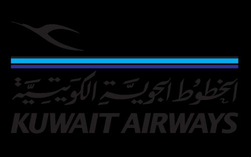 Kuwait Airways logo 1980
