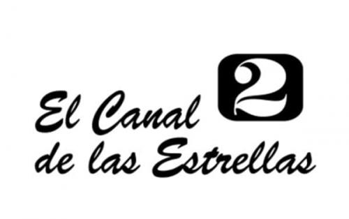 Las Estrellas Logo 1985