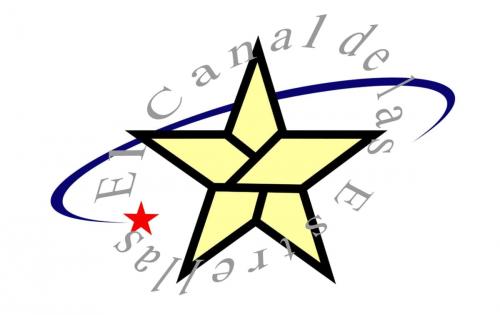 Las Estrellas Logo 1995