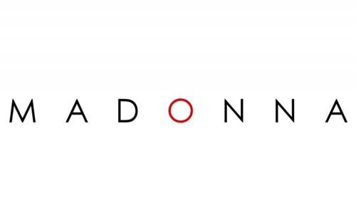 Madonna Logo 1983