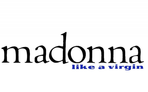 Madonna Logo 1984