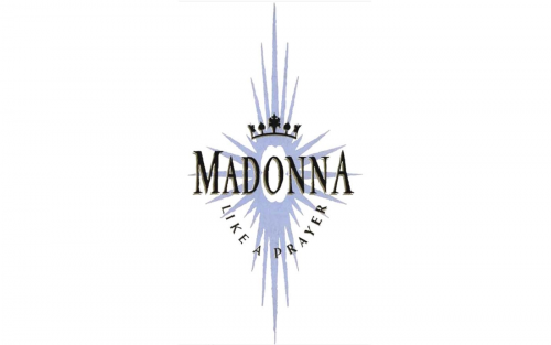 Madonna Logo 1989