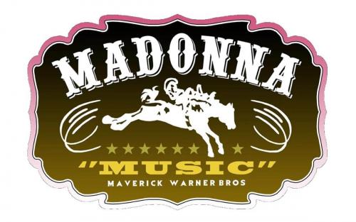 Madonna Logo 2000