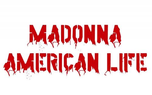 Madonna Logo 2003