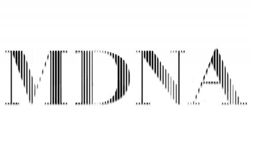 Madonna Logo 2012