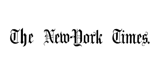 New York Times Logo 1857