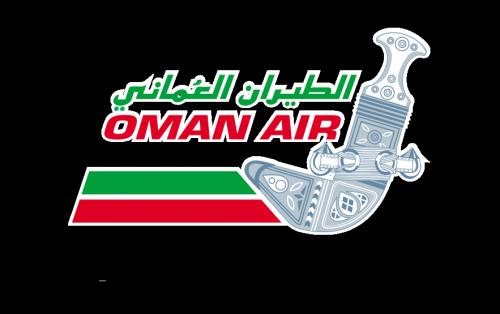 Oman Air Logo Antes