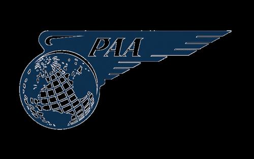 Pan American World Airways logo 1944