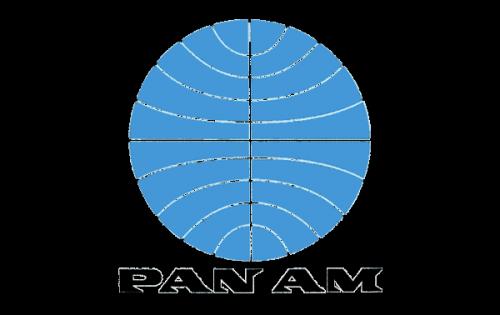 Pan American World Airways logo 1955