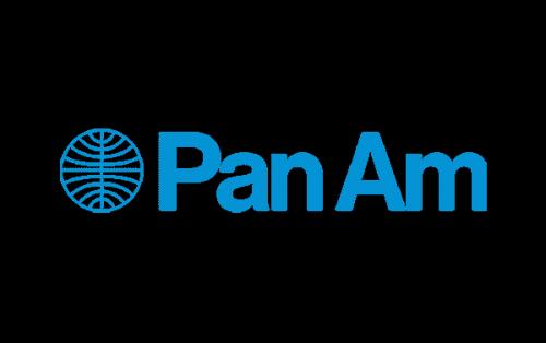 Pan American World Airways logo 1971