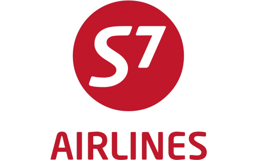 S7 Airlines Logo 2005