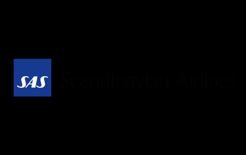 Scandinavian Airlines System Logo 1998