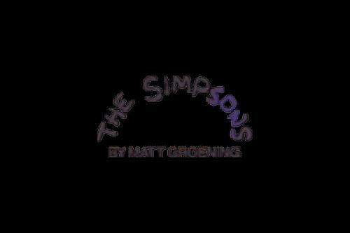 Simpsons Logo 1987