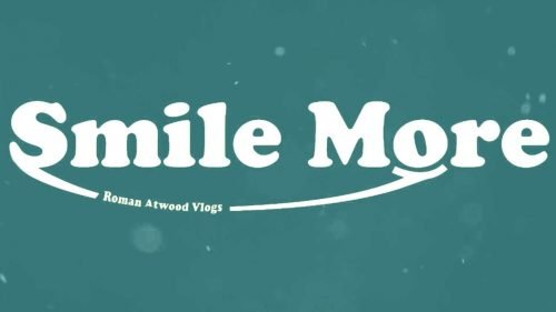 Smile More Logo brand