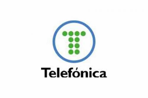 Telefónica Logo 19843