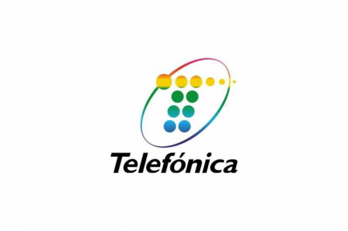 Telefónica Logo 1993