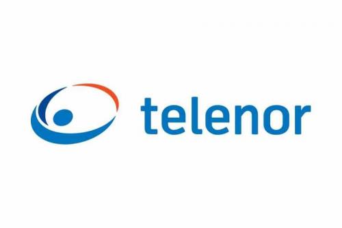 Telenor Logo 2001