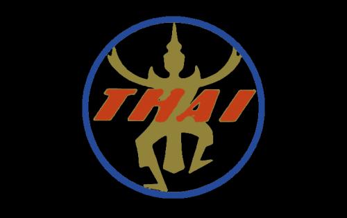 Thai Airways International Logo 1960