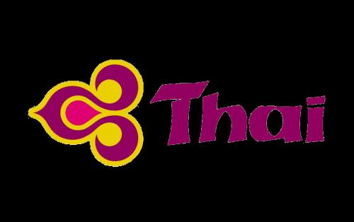 Thai Airways International Logo 1975