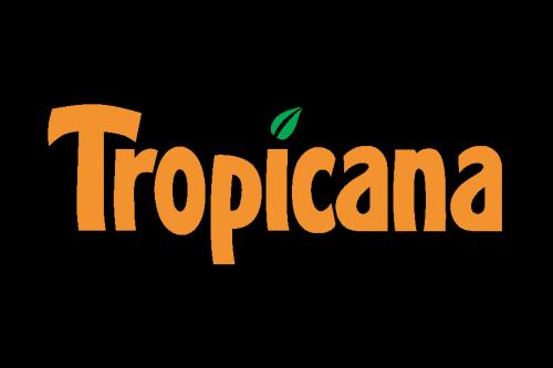 Tropicana Logo 1992