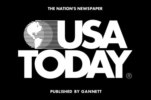 USA Today Logo 1982