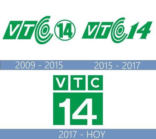 VTC14 Logo historia