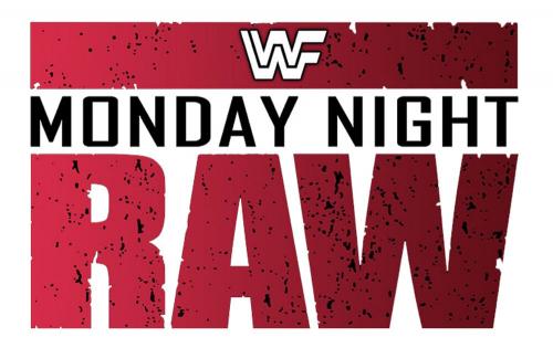 WWE Monday Night Raw Logo 1993