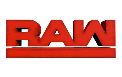 WWE Monday Night Raw Logo 2016