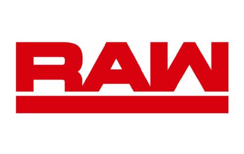 WWE Monday Night Raw Logo 2018