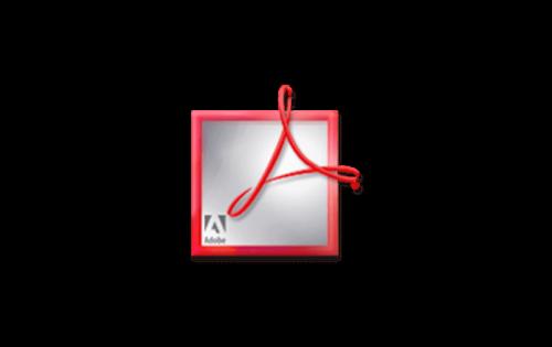 Adobe Acrobat Logo 2001