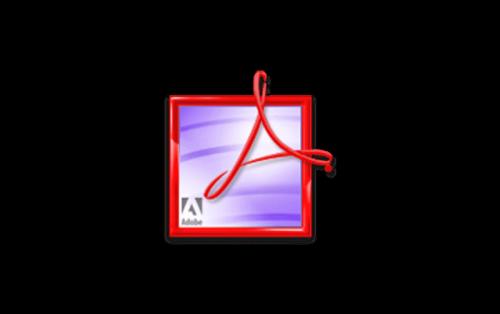 Adobe Acrobat Logo 2003